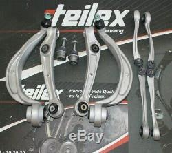 10 Large Wishbone Audi A4 A5 8T3 A5 Q5 Lower Upper Set Set Ball Joint