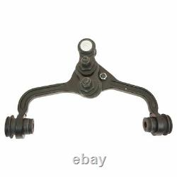 10 Piece Steering & Suspension Kit Control Arms Ball Joints Tie Rods End Links