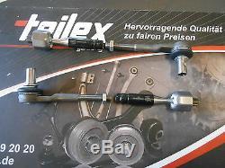 10 Suspension Arm Tie Rod Coupling Rod Front Lower Audi A6 4f2 C6 Set Set