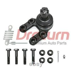 11PC Steering Idler Arm Tie Rod End Ball Joint KIT For Nissan D21 Pickup 4WD