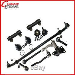12 Pc Steering & Suspension Kit For Nissan D21 Pickup 86-97 2WD