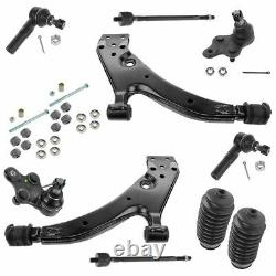 12 Piece Control Arms Ball Joints Tie Rods Sway Links Kit for Tercel Paseo New