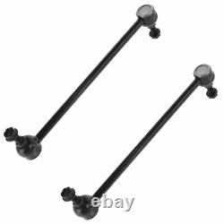 12 Piece Kit Tie Rod End Control Arm Ball Joint Sway Bar Link LH RH for Dodge