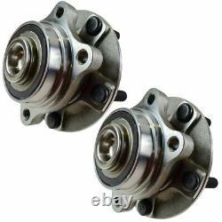 12 Piece Steering & Suspension Kit Control Arms Wheel Bearings Tie Rods End Link