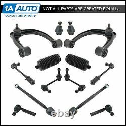 14 Piece Kit Control Arm Ball Joint Sway Bar Link LH RH for GX470 4Runner New