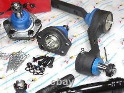 14PCS Suspension & Steering Kit 4WD Blazer S10 Sonoma Jimmy K5320 K6600 K6251/55