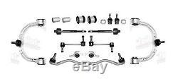 16 Pieces Control Arm Rep Set Mercedes ML W164 Gl X164 Set Front Axle Upper