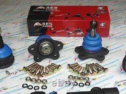 2WD 15PSC Suspension & Steering Kit Fit C1500 C2500 Suburban ES2837 ES2004 K6445