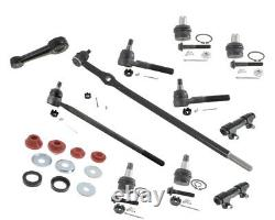2WD Ford Ranger SXT 3.0L Center Link Inner Outer Tie Rods Ball Joints Pitman Arm