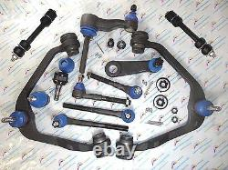 2wd 12pcs Suspension & Steering Kit Fit 97-03 F150 F250 Navigator Expedition