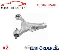 2x 34976 01 LEMFÖRDER LOWER LH RH TRACK CONTROL ARM PAIR G NEW OE REPLACEMENT