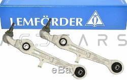 2x LEMFÖRDER 2281501 Querlenker vorne unten AUDI A4 B6 B7 Avant Cabrio EXEO