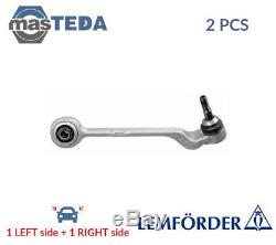 2x LEMFÖRDER FRONT REAR LH RH TRACK CONTROL ARM PAIR 30340 01 G NEW