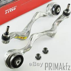 2x TRW JTC1028 +JTC1029 Control Arm Front Axle BMW E81 E88 E90 E93 X1 E84