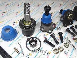 4WD Fits 00-04 Dakota 00-03 Durango 8PCS Suspension & Steering Kit