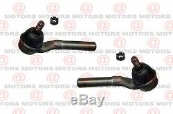 4WD Trucks Steering Parts Tie Rod End Ball joints Lower & Upper Ford F-250 85-94