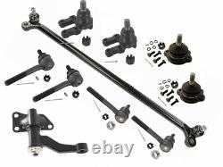 4x4 Steering For Nissan Pathfinder Center Link Tie Rods Ball Joints D21 Pickup