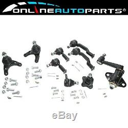 7 Piece Front End Steering Arm Joint Kit Ford Courier PC 4wd 2.6L 19891996 4X4