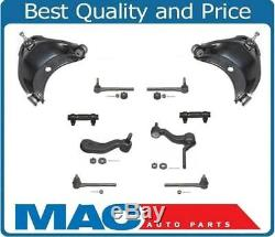 92-99 Chevrolet C1500 2 Wheel Drive Pick Up Control Arms Tie Rods Idler Pit Arm
