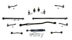 99-04 Jeep Grand Cherokee Steering Tie Rods Track Bar Stabilizer Ball Joints New