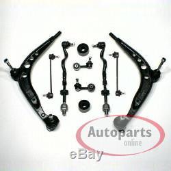 BMW 3er E30 Control Arm Complete Set 10 Piece for Front Axle
