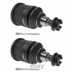 Control Arm Ball Joint Tie Rod Sway Bar Link Suspension 10pc Kit Set for Accord