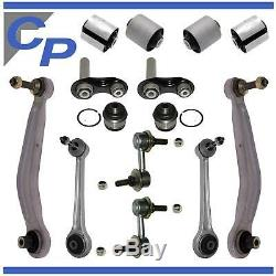 Control Arm Set Rear Bmw 5er E39 + Touring 14 Pieces Steering Knuckle Rear Axle