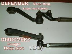 Defender steering drop arm ball joint conversion, repair kit SUMOBARS RGB000010