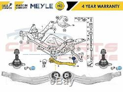 FOR BMW 5 SERIES E60 E61 xDRIVE FRONT SUSPENSION CONTROL ARMS BALL JOINTS MEYLE