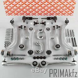 Febi 21502 Front Suspension Arm Set Audi A4 B5 A6 C5 VW Passat 3B2 3B3 3B5 3B6