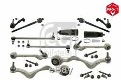 Febi 46285 Control Arm Kit with ZF Steering BMW 31 12 6 770 849 S2