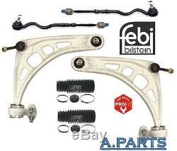 Febi BILSTEIN Wishbone Reinforced BMW 3er E46 M-PACKET M-TECHNOLOGY Tie Rod End