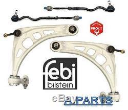 Febi BILSTEIN Wishbone Reinforced Tie Rod End BMW 3er E46 M-PACKET M-TECHNOLOGY