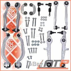 Febi Bilstein Control Arm Repair Kit Front Axle Audi A4 B6 B7 8e 8h 00-09