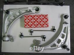 Febi Querlenker Reparatursatz 8 tlg. BMW 3er E46 und Z4 Vorderachse