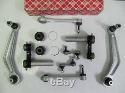 Febi Repair Kit Rear Axle BMW 5er E39 Lim. And Touring 10-teilig