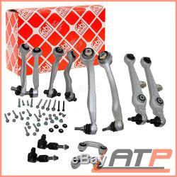 Febi Suspension Control Arm Wishbone Set Audi A4 B5 8d 94-01