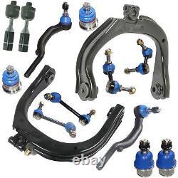 For 02-03 Trailblazer 14PCS Suspension Steering Kit K6663 K6665 ES3675 RK640294
