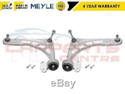 For Bmw Series E46 Lower Control Wishbone Arm Arms Bush Bushes Meyle Heavy Duty