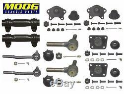 For Front End Steering Rebuild Package Kit Moog For Toyota 4Runner Pickup 89-91