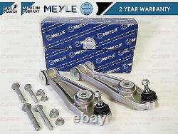For Porsche Carrera Boxster 911 997 987 Front Lower Control Arms Bolts Nuts Kit