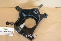 Ford Dana 60 Steering Knuckle With New Ball Joints Installed RH Side 1995-1997