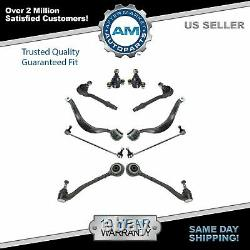 Front Ball Joint Control Arm Sway Bar Link Suspension Kit Set for 00-03 X5 E53
