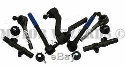 Front End MASTER Rebuild Kit Bushings+Ball Joints+Steering Kit Chevy Nova 68-69