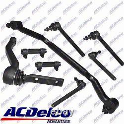 Front Steering Rebuild Kit Linkages Ends For 96-05 2WD Chevrolet S10 Blazer