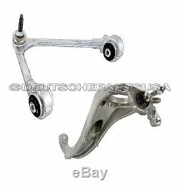JAGUAR S TYPE UPPER & LOWER CONTROL ARM STEERING KNUCKLE withBALL JOINTS KIT 2
