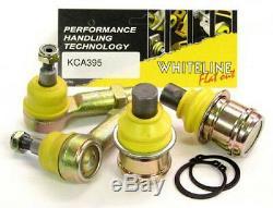 KCA395 Whiteline Roll Center Bump Steer Correction Kit Mit EVO 8 9 X RCA