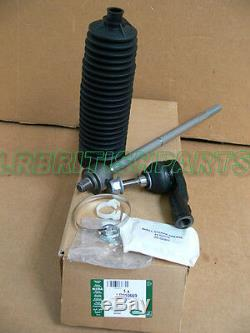 LAND ROVER STEERING TIE ROD END M16 WithM12 OUTER BALL JOINTS LR3 OEM NEW LR010669