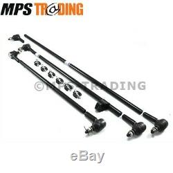 Land Rover Series 3 Steering Track Rod Tube & Ball Joint Kit Nrc/rtckit
