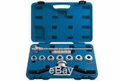 Laser Tools Motorbike Motorcycle Steering Bearing Press Tool Set + 7 Adaptors
